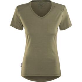 Mammut Alvra T-Shirt Femme, iguana